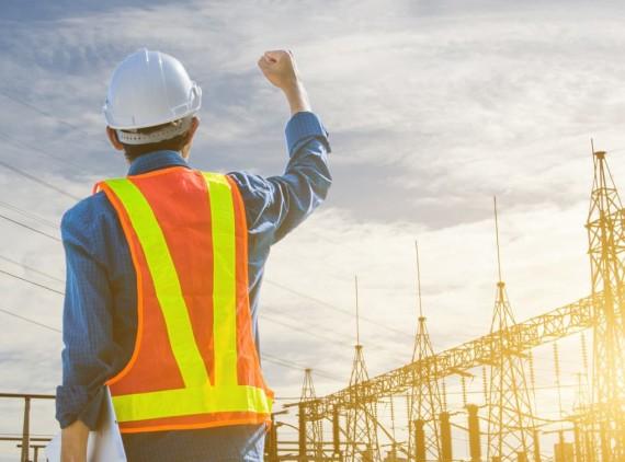 Строительные электромонтажные работы в электроэнергетике