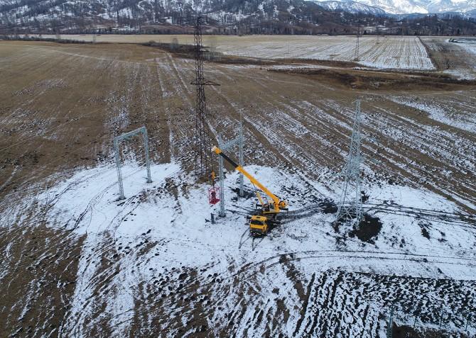 ПС 10/110 кВ для Усть-Коксинской СЭС мощностью 40 МВт